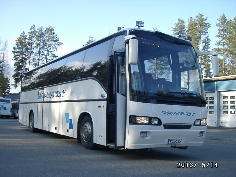 Myytävät linjaautot suomessa